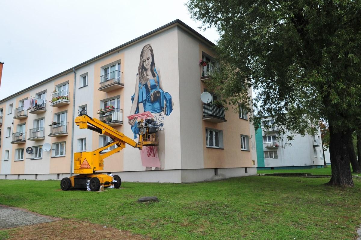 """Projekt """"Z kontrkultury w popkulturę"""", Jarocin 2014 (źródło: materiały prasowe organizatora)"""