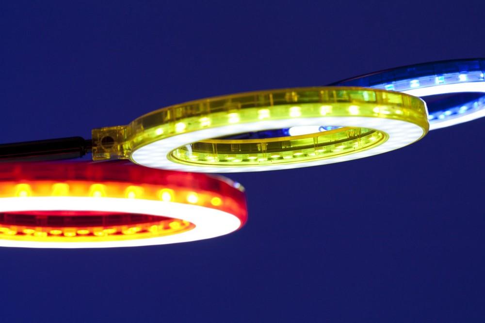 Lampa Amuleto, proj. Alessandro Mendini (źródło: materiały prasowe organizatora)