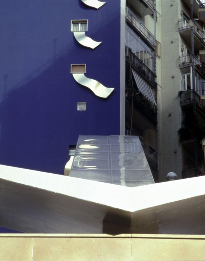 Metropolitan a Napoli, proj. Atelier Mendini (źródło: materiały prasowe organizatora)