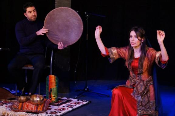 Arash i Xanthe (źródło: materiały prasowe)