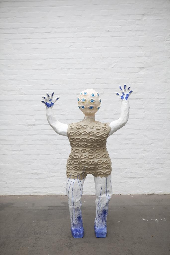 """Hildegarde Skowasch, """"Ktoś"""", """"Jemand"""" (źródło: materiały prasowe organizatora)"""