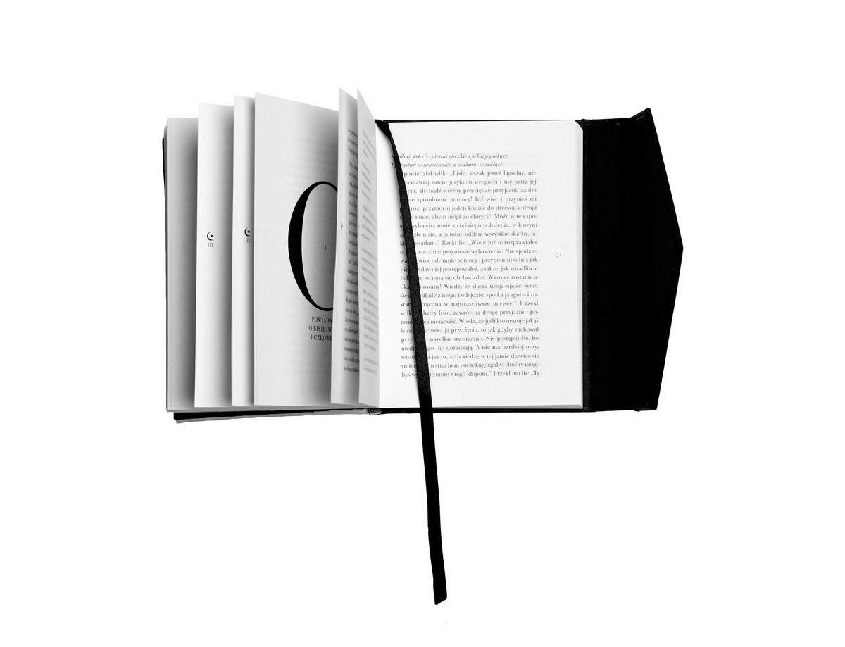 Wydział Grafiki. Iga Alberska, Księga, druk cyfrowy, 14x10 cm (źródło: materiały prasowe organizatora)