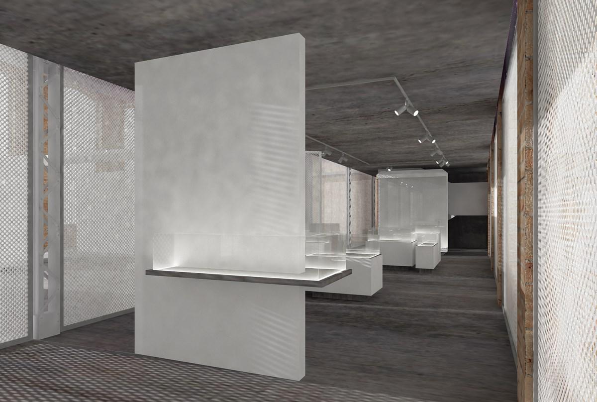Wydział Architektury Wnętrz. Paulina Ostasz, wizualizacja (źródło: materiały prasowe organizatora)