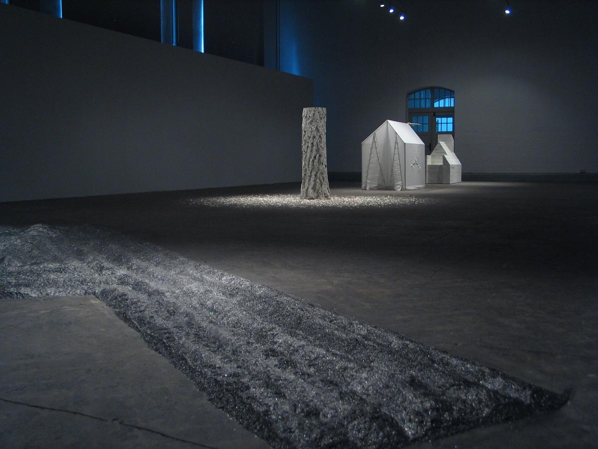 "Robert Kaja, ""Niebo a ziemia"", 2006 (źródło: materiały prasowe organizatora)"