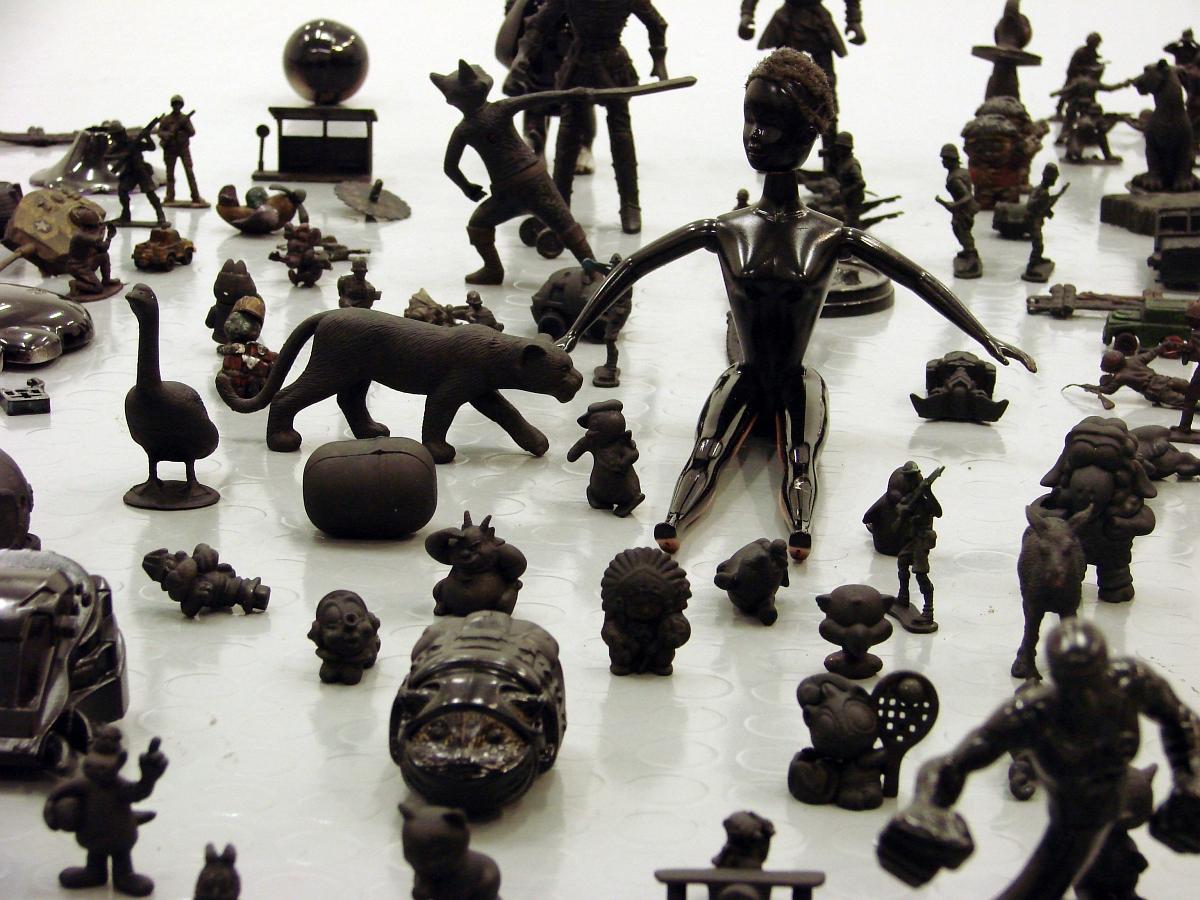 """Sylwia Jakubowska, """"Kingsize"""", 2013-14 (źródło: materiały prasowe organizatora)"""