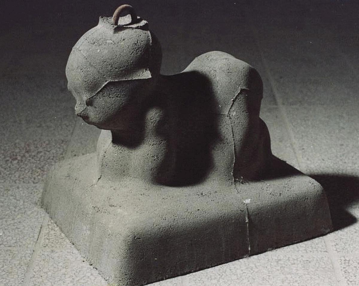 """Tomasz Skórka, """"Dziecko"""", 2004 (źródło: materiały prasowe organizatora)"""