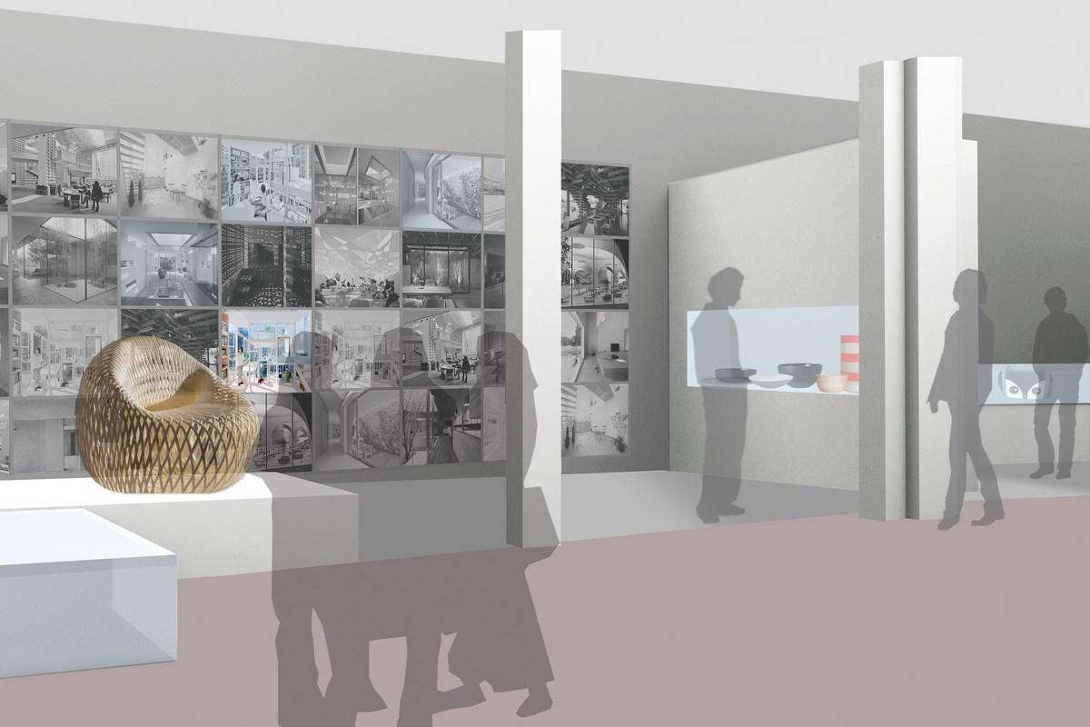 Wydział Architektury Wnętrz. Weronika Kowalska, wizualizacja (źródło: materiały prasowe organizatora)