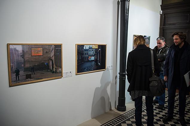 """Wystawa """"Fotografie z kolekcji Małopolskiej Fundacji Muzeum Sztuki Współczesnej"""" (źródło: materiały prasowe organizatora)"""