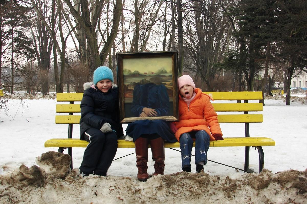 """Anna Adamiak, """"Autoportret"""", 2012, Łódź, fot. A. Pacholczyk (źródło: materiały prasowe organizatora)"""
