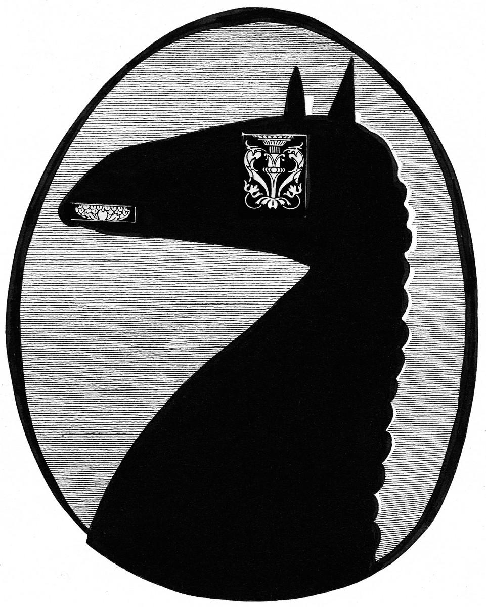 """Daniel Mróz – Sławomir Mrożek, """"Wesele w Atomicach"""", 1958 (źródło: materiały prasowe)"""