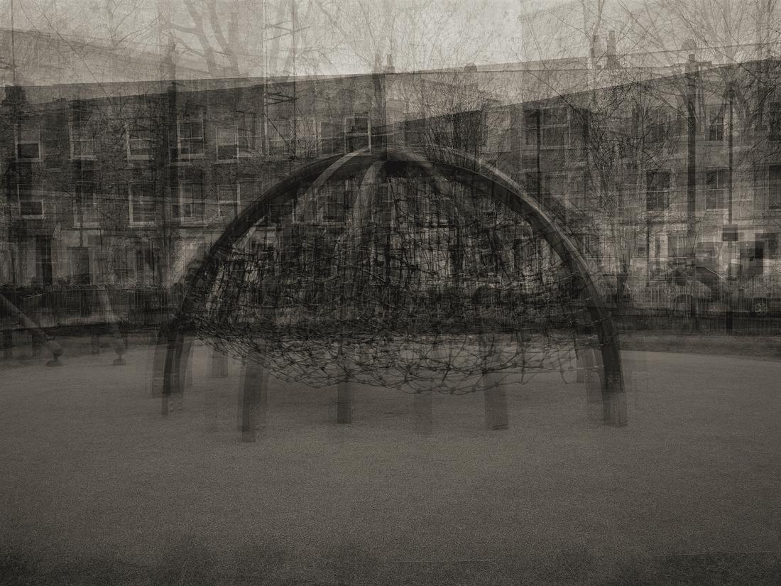 """Dzong Yoon Kim, """"Dome"""" (źródło: materiały prasowe organizatora)"""