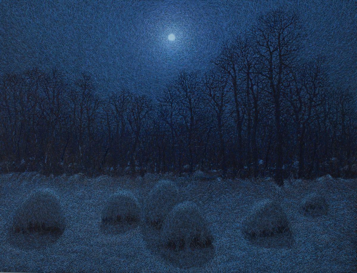"""Iwan Marczuk, Magia księżycowej nocy"""" (źródło: materiały prasowe)"""