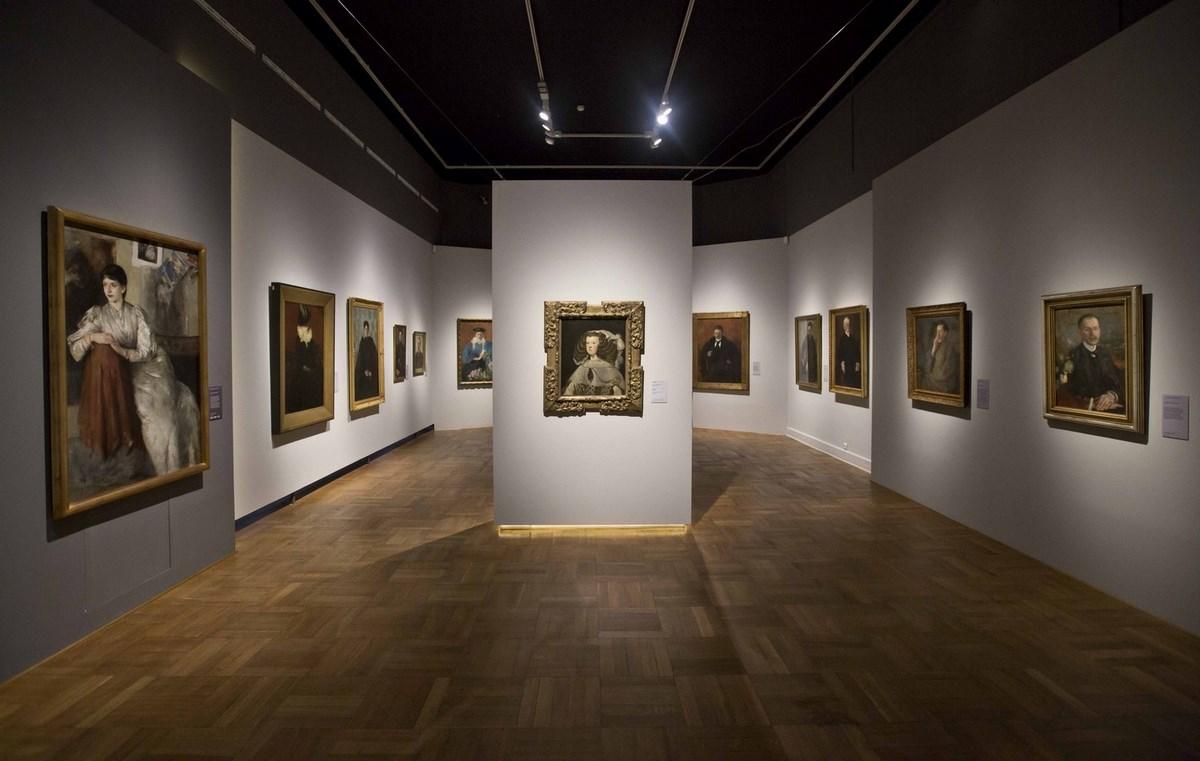 Olga Boznańska, Muzeum Narodowe w Warszawie, fot. B. Bajerski (źródło: materiały prasowe organizatora)