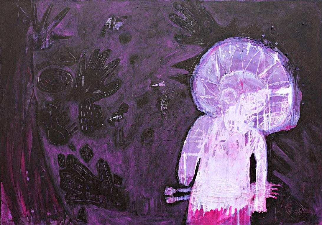"""Piotr Ambroziak, """"The sleep time"""" (źródło: materiały prasowe organizatora)"""