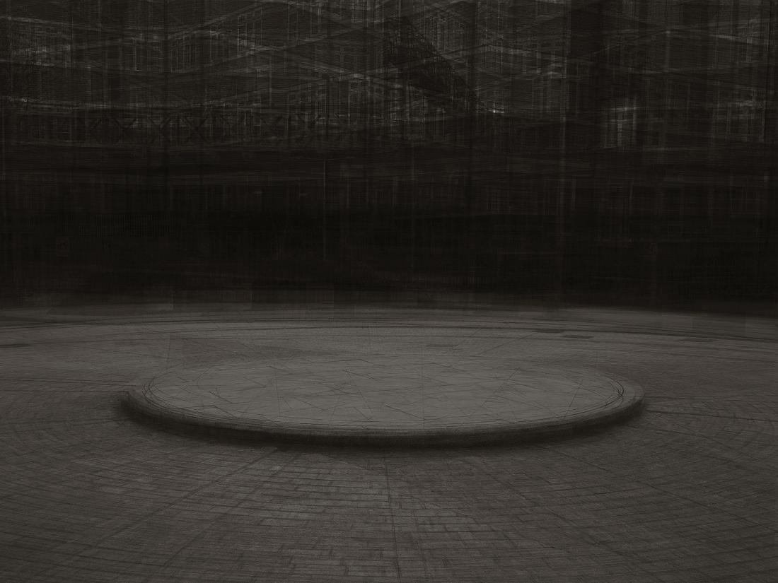 """Dzong Yoon Kim, """"Roundabout"""" (źródło: materiały prasowe organizatora)"""