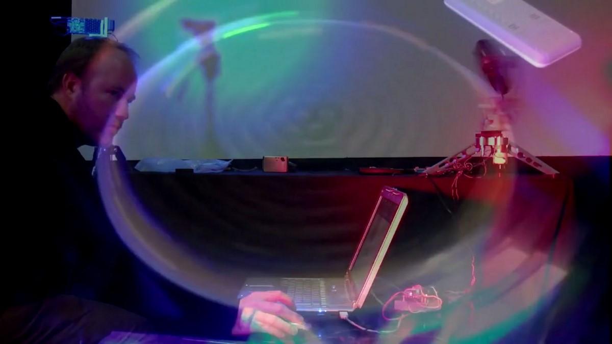 "Adam Donovan ""Zenital Saturn"" (źródło: materiały prasowe organizatora)"