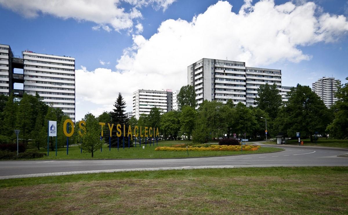 Osiedle Tysiąclecia, Parkowa Dzielnica Mieszkaniowa, proj. Buszko – Franta (źródło: materiały prasowe organizatora)