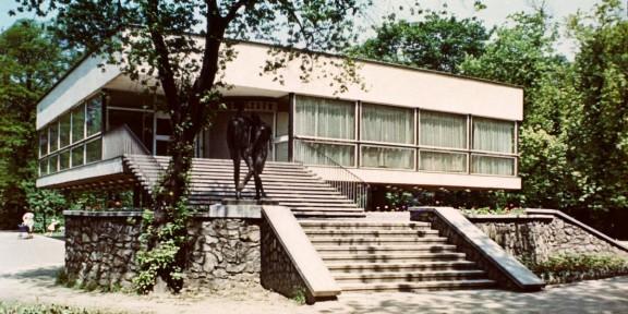 Pałac ślubów, Urząd Stanu Cywilnego, Chorzów, proj. Buszko – Franta (źródło: materiały prasowe organizatora)