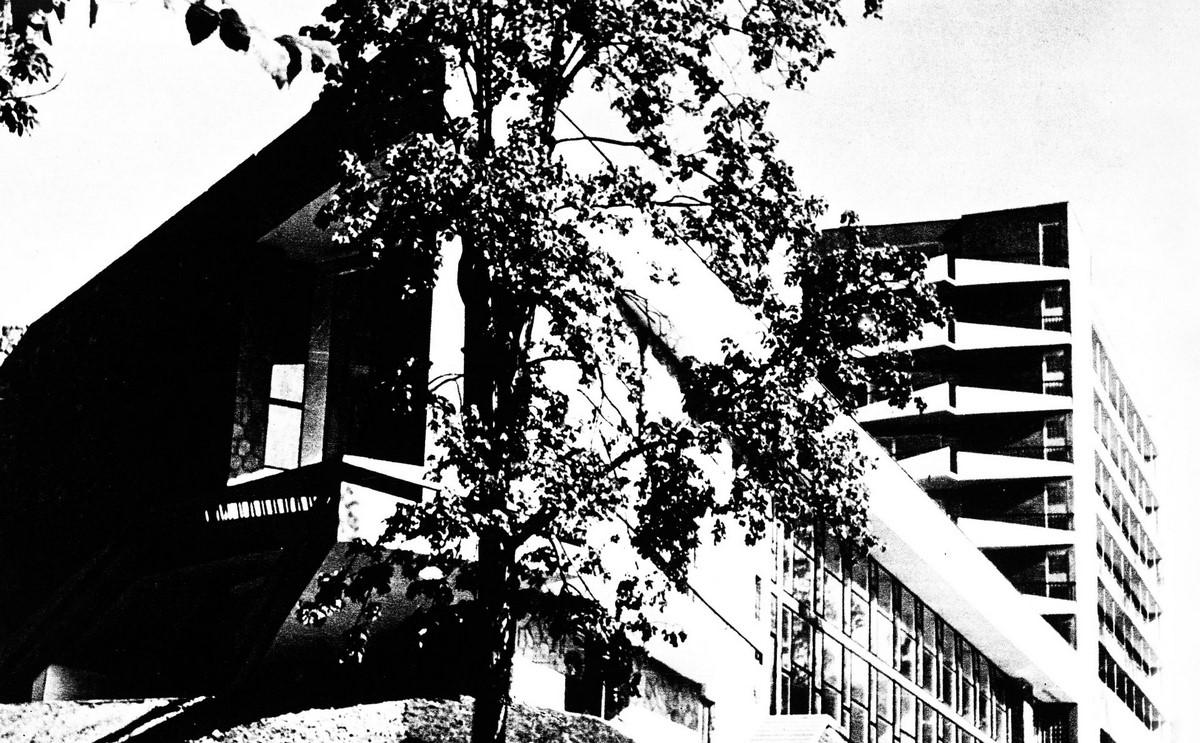 Sanatorium dla górników, Szczawnica, proj. Buszko – Franta (źródło: materiały prasowe organizatora)