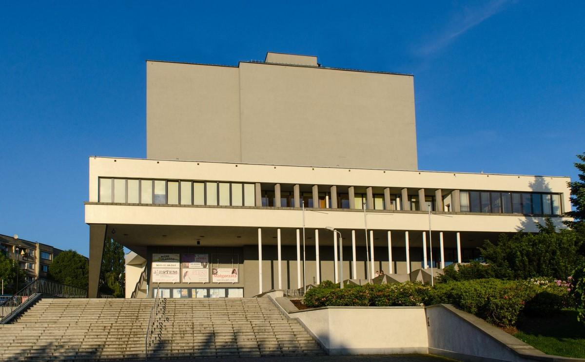 Teatr Ziemi Rybnickiej, Rybnik, proj. Buszko – Franta (źródło: materiały prasowe organizatora)