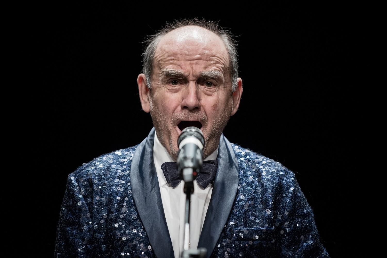 Jan Peszek. Podwójne solo / KONTRAPUNKT 2015, fot. Magday Hueckel (źródło: materiały prasowe)