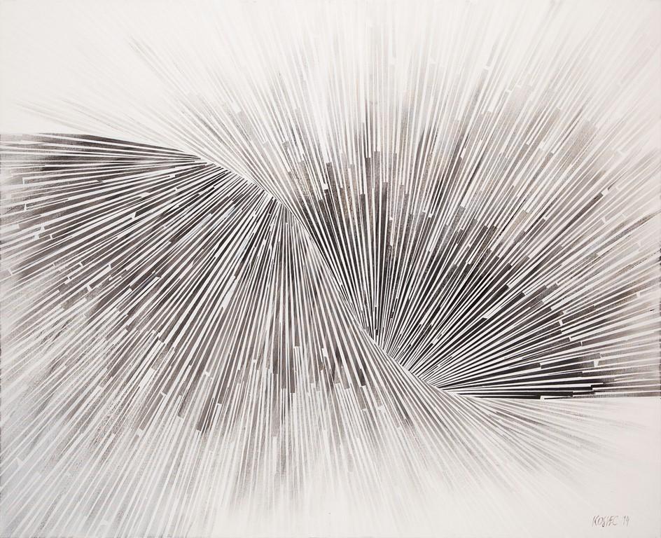 """Małgorzata Kosiec """"Spectrum III"""", 2014 (źródło: materiały prasowe organizatora)"""
