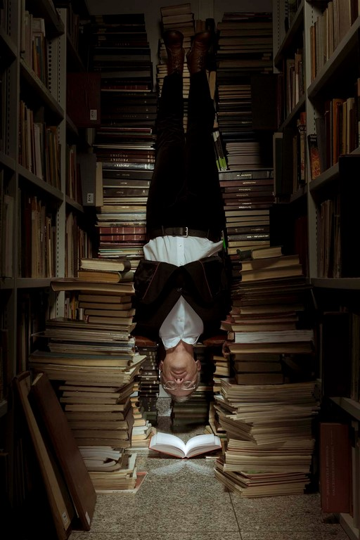 """Piotr Kurka """"East Reader"""" (źródło: materiały prasowe organizatora)"""