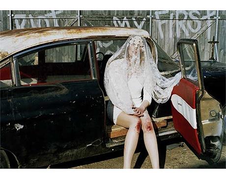 """Sven Marquardt, """"Bez tytułu"""", 2014, własność artysty (źródło: materiały prasowe organizatora)"""