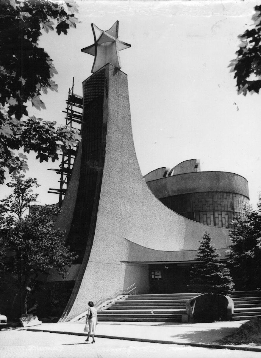 Zenon Prętczyński, kościół św. Wawrzyńska, Wrocław, 1981 (źródło: materiały prasowe organizatora)