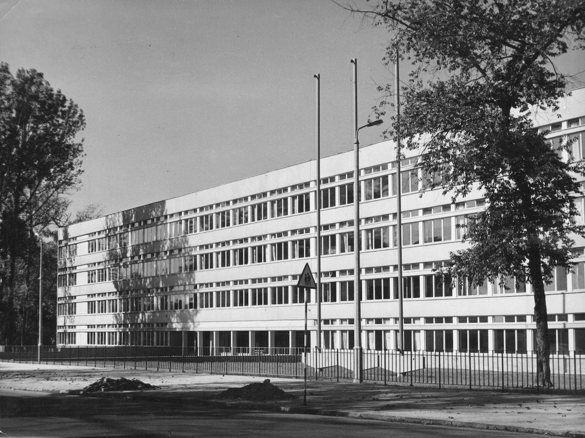 Zenon Prętczyński, Technikum Mechaniczne, 1965, Oleśnica (źródło: materiały prasowe organizatora)