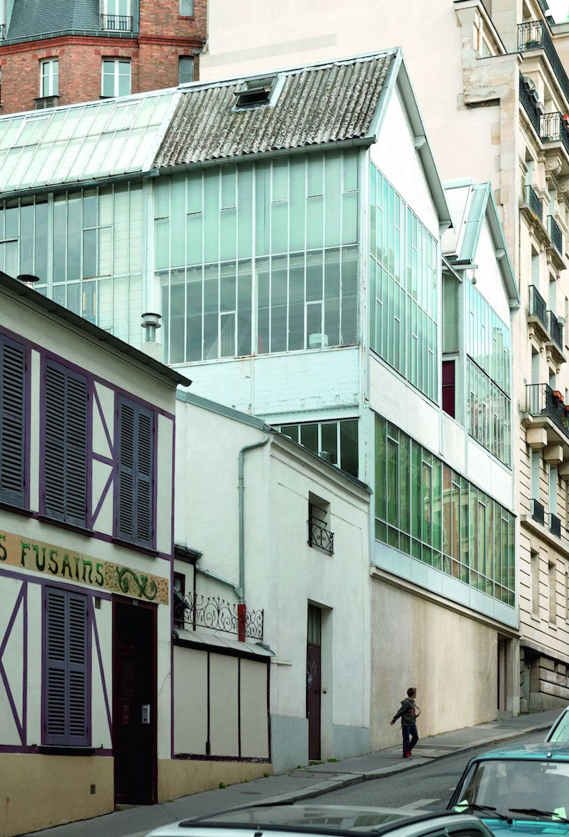 """22 Rue Tourlaque, wystawa """"Paryskie pracownie artystów"""" (źródło: materiały prasowe organizatora)"""