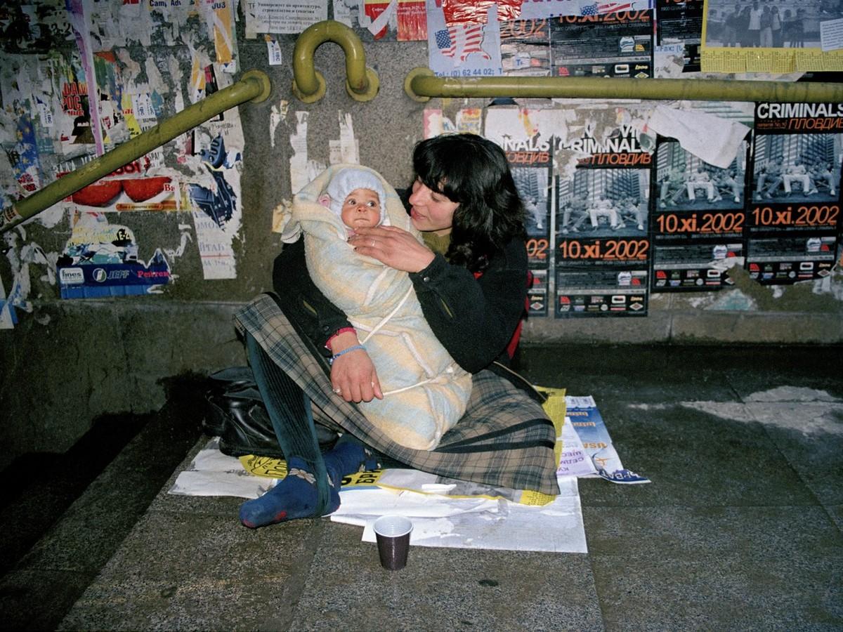 "Alla Georgieva, ""Street mothers"" (źródło: materiały prasowe organizatora)"