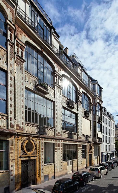 """Andre Arfividson, 31 Rue Campagne Premiere, wystawa """"Paryskie pracownie artystów"""" (źródło: materiały prasowe organizatora)"""