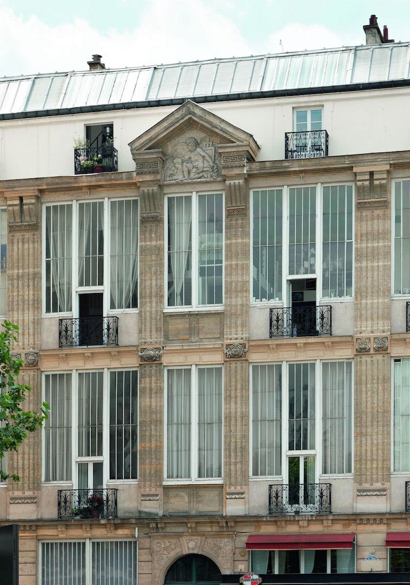 """Descombes, wystawa """"Paryskie pracownie artystów"""" (źródło: materiały prasowe organizatora)"""
