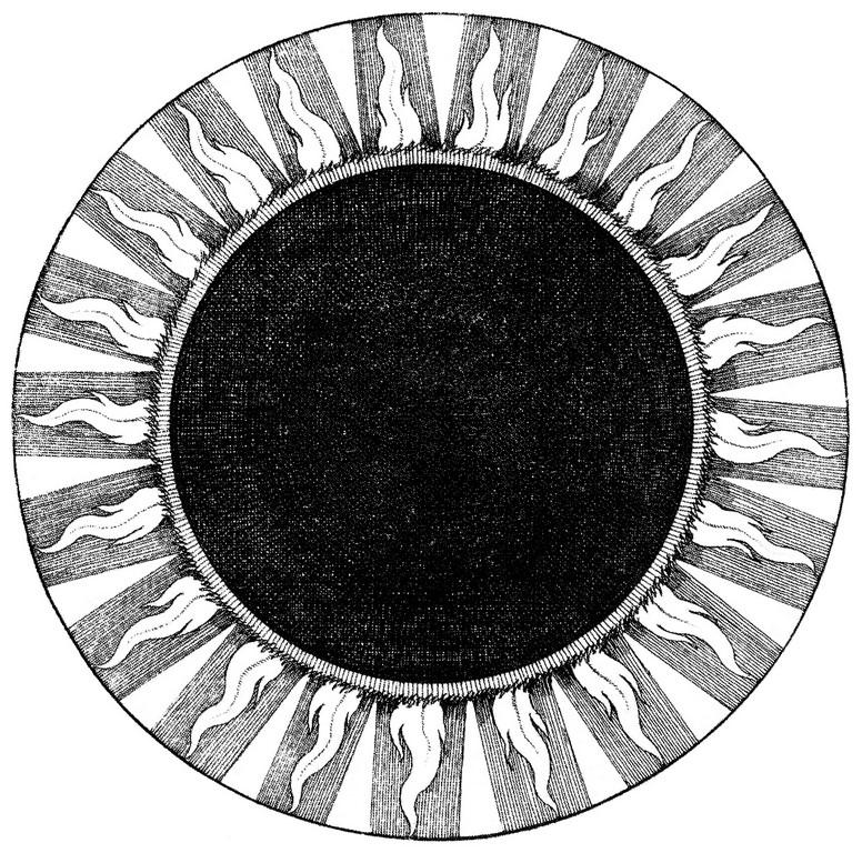 """Grafika z dzieła Roberta Fludda """"Utriusque Cosmi… Historia"""" Oppenheim, 1617 (źródło: materiały prasowe organizatora)"""
