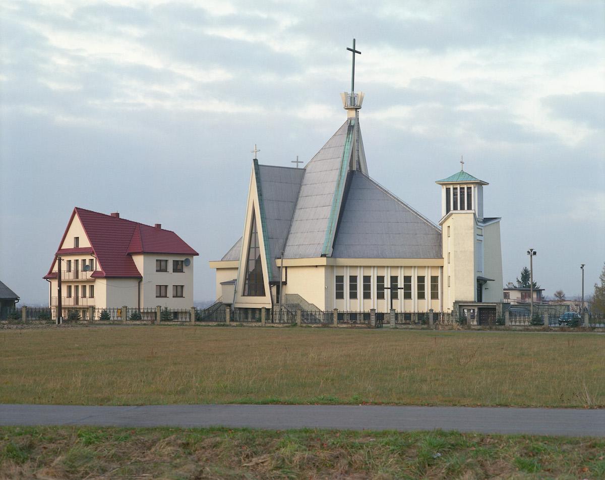 """Jasanský / Polák, z cyklu """"Kościoły, kościoły"""" (źródło: materiały prasowe organizatora)"""