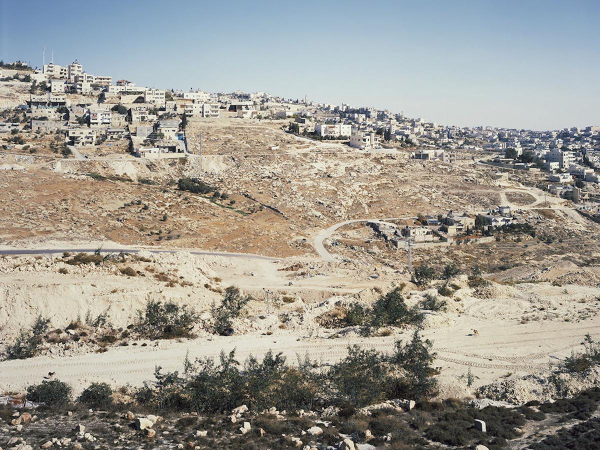 """Markus Schaden, z książki """"The legitimacy of landscape"""" Yaakova Israela (źródło: materiały prasowe organizatora)"""