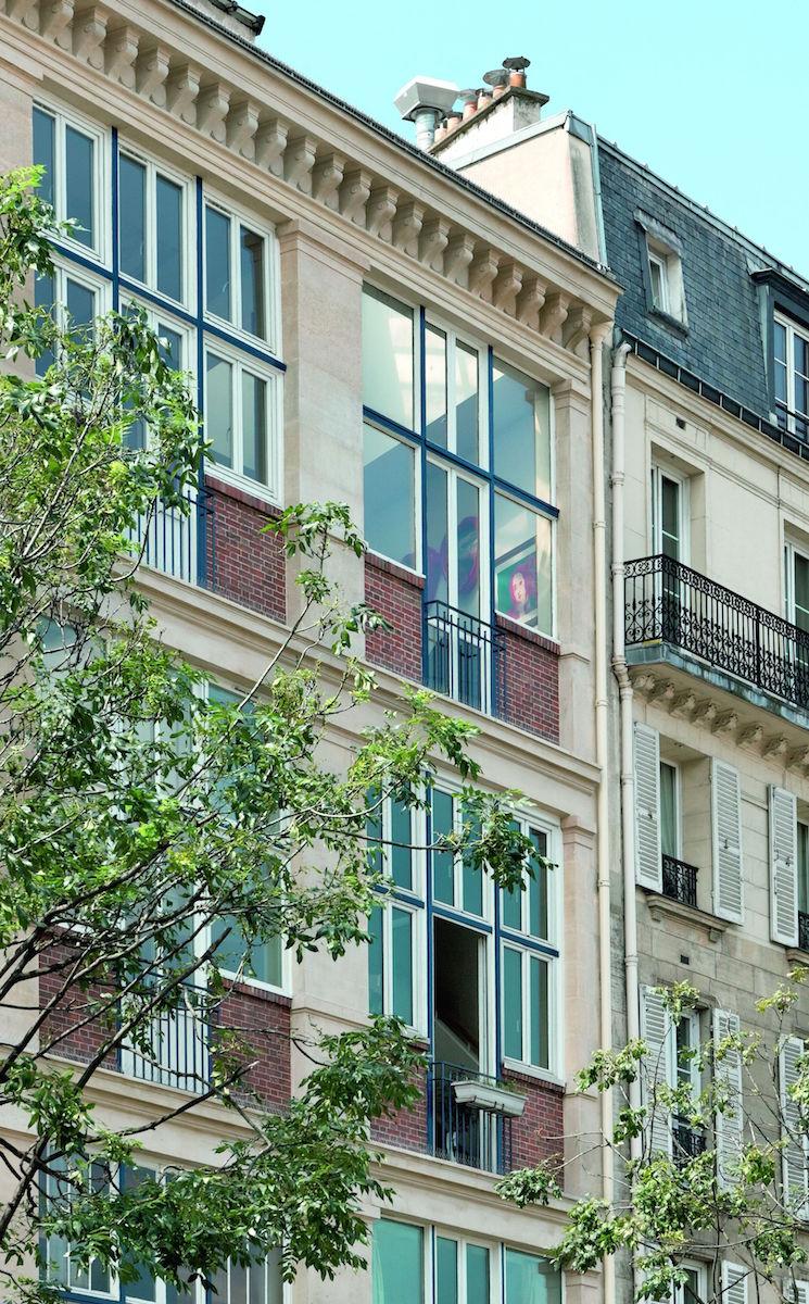 """Rue du Faubourg Saint-Honoré, wystawa """"Paryskie pracownie artystów"""" (źródło: materiały prasowe organizatora)"""