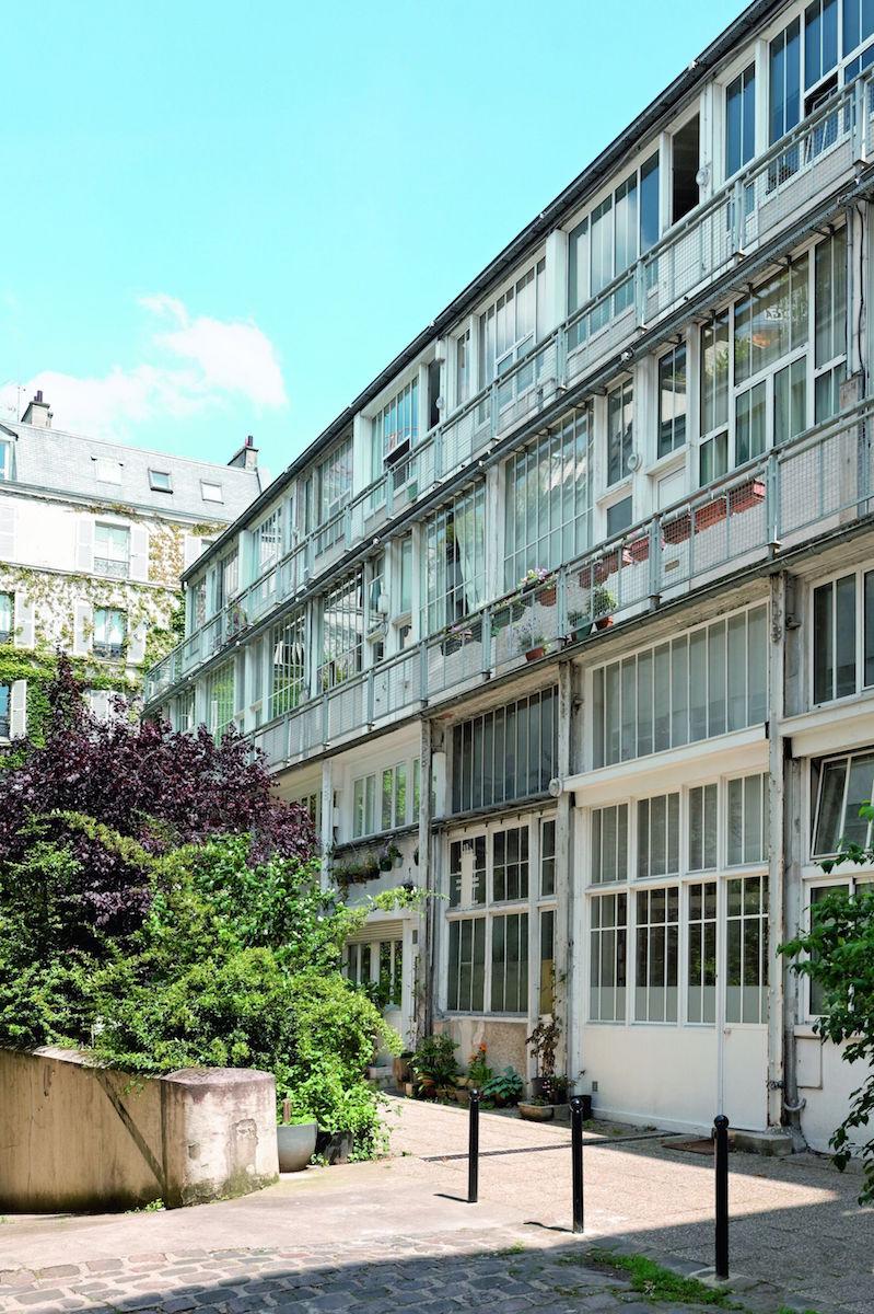 """Rue Notre-Dame-des-Champs, wystawa """"Paryskie pracownie artystów"""" (źródło: materiały prasowe organizatora)"""