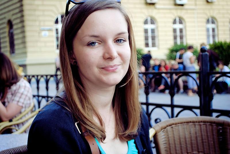 Agnieszka Pudełko, fot. Katarzyna Cieślik (źródło: materiały prasowe)