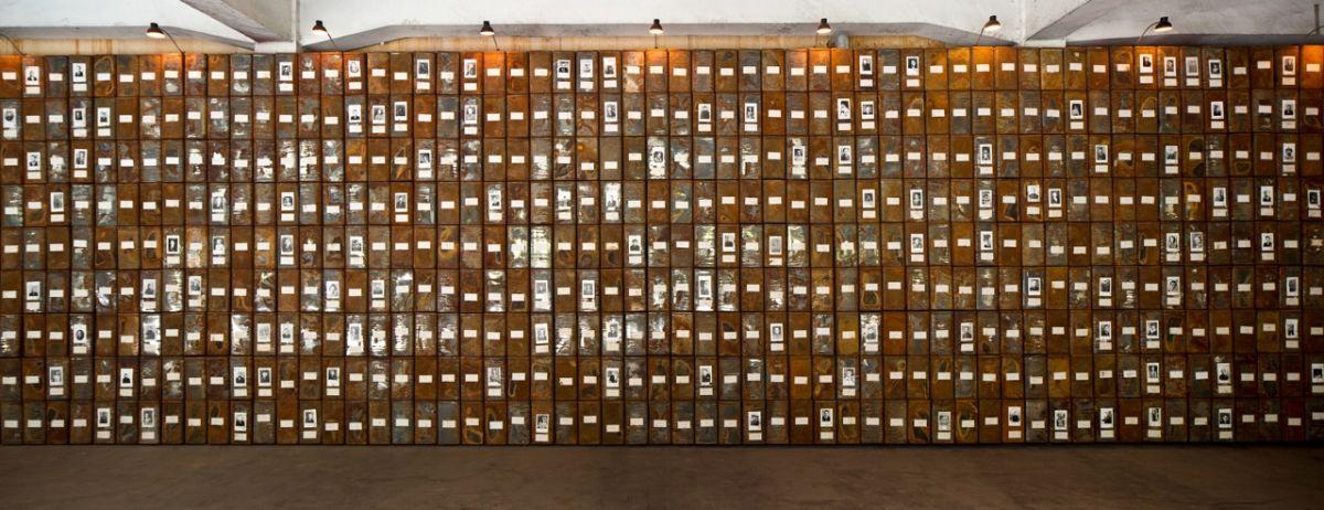 """Christian Boltanski, """"Manifesta 9"""", Belgia, 2012 (źródło: materiały prasowe)"""
