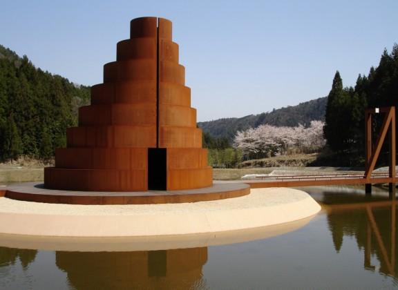 Art Forest – Wieża Astronomiczna, 1998-2006, Murou, Japonia, Studio Karavan (źródło: materiały prasowe organizatora)