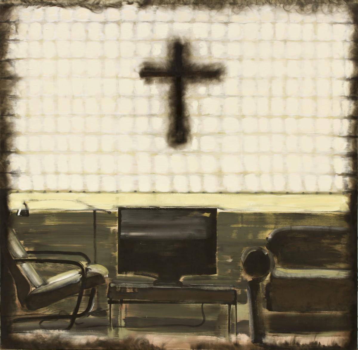 """Jonas Gasiūnas, """"Room in Jesuit hotel"""" (źródło: materiały prasowe)"""