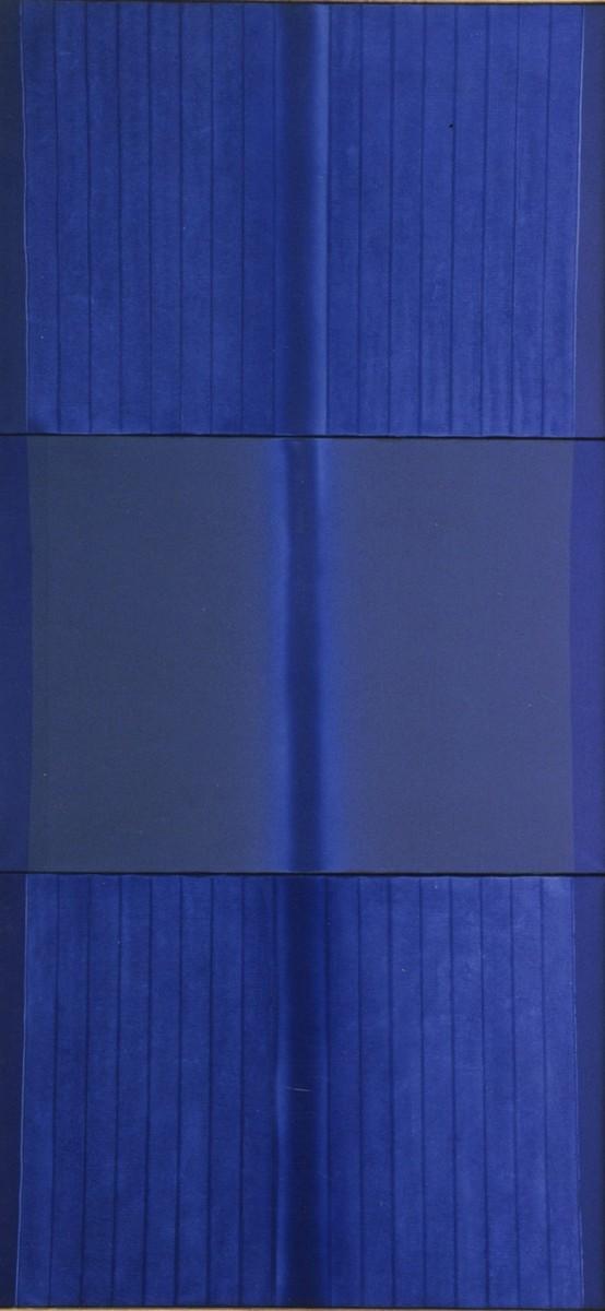 """Piotr Błażejewski, cykl """"Refelksy-je"""" VIII, 2001 (źródło: materiały prasowe Galerii Stalowa)"""