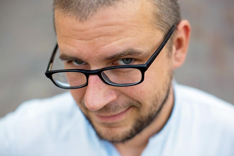 Szymon Kloska (źródło: materiały prasowe)