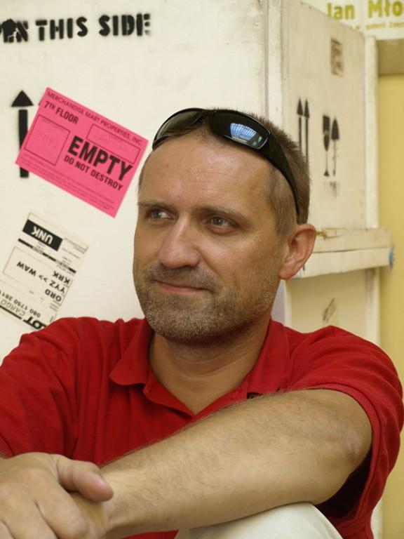 Wojciech Bonowicz, fot. Anita Ponikło (źródło: materiały prasowe)