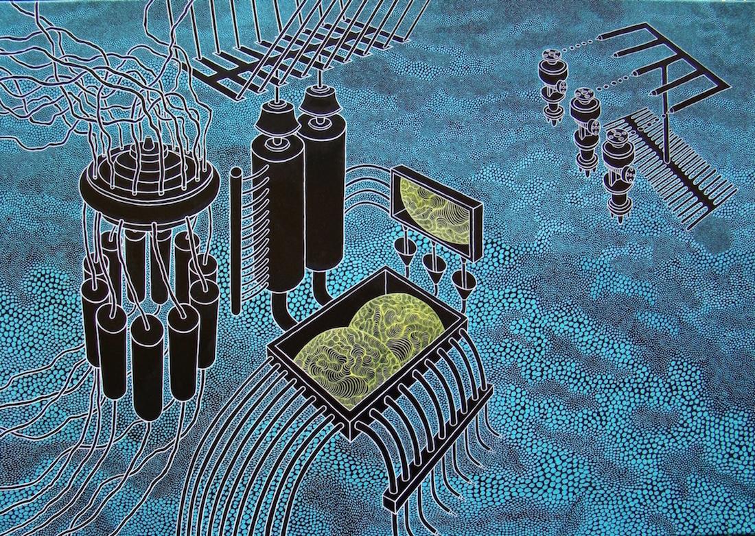 """Marek Rachwalik – """"Kombinat typowych elementów hydrauliki siłowej – PZL Hydral"""" (źródło: materiały prasowe organizatora)"""