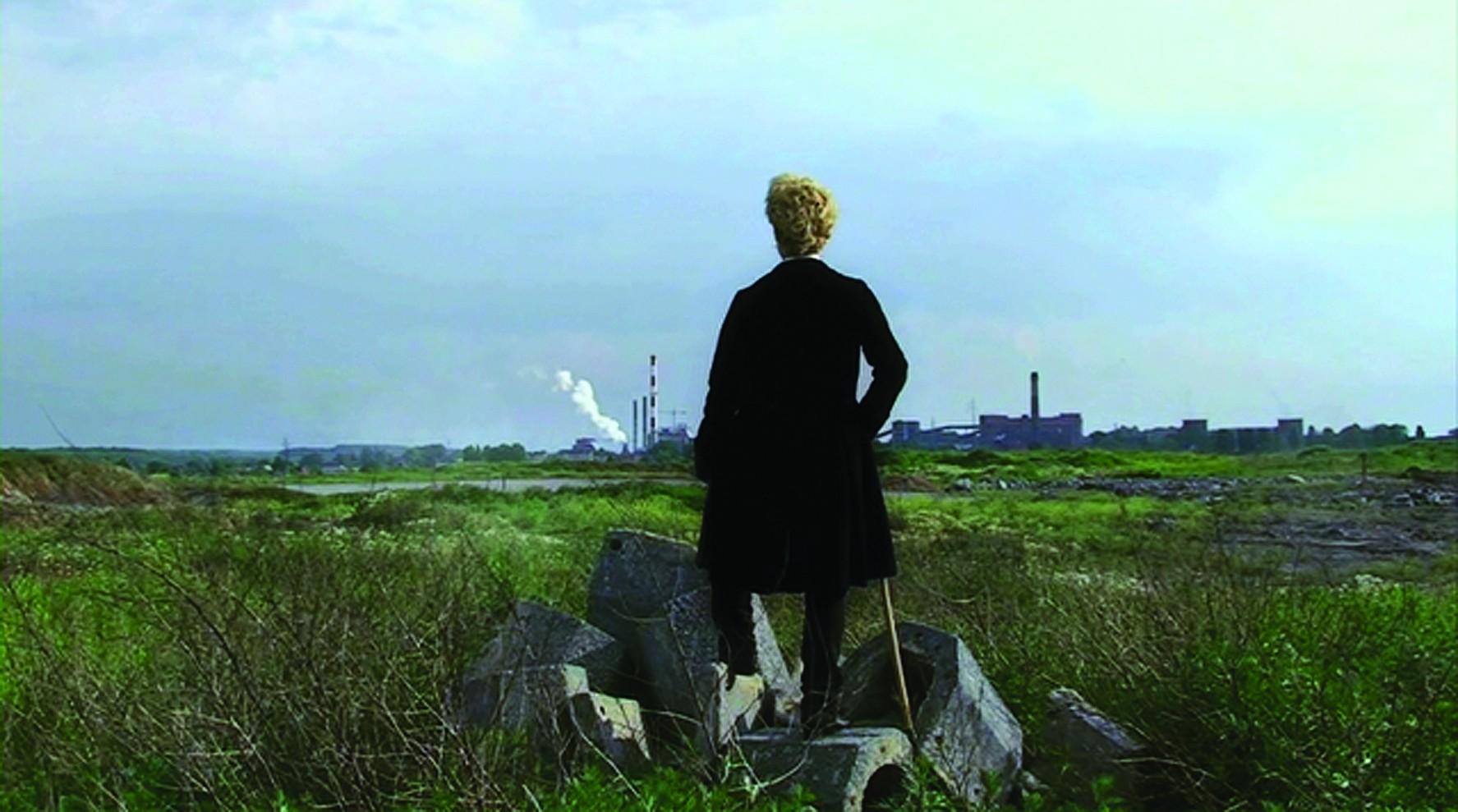 Laura Pawela, Bez tytułu (Friedrich), 2008, kadr z filmu, Muzeum Współczesne Wrocław (źródło: materiały prasowe organizatora)
