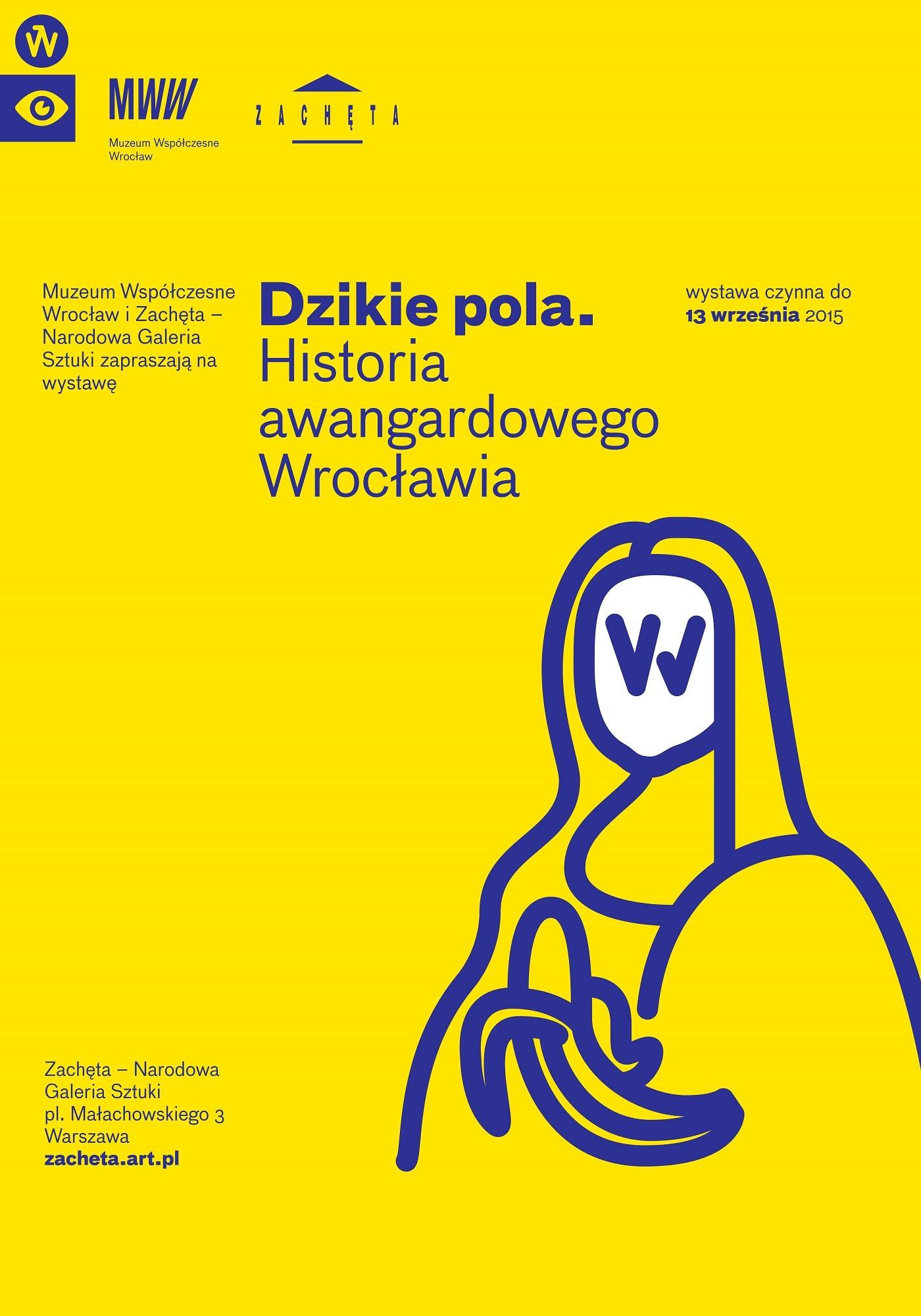 """""""Dzikie pola. Historia awangardowego Wrocławia"""" (źródło: materiały prasowe organizatora)"""