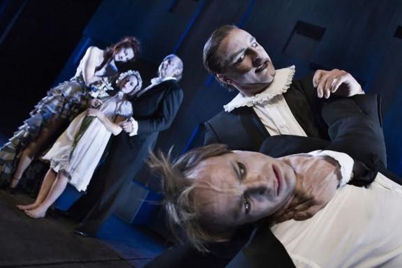 """""""Hamlet"""", fot. Miklos Szabo (źródło: materiały prasowe)"""